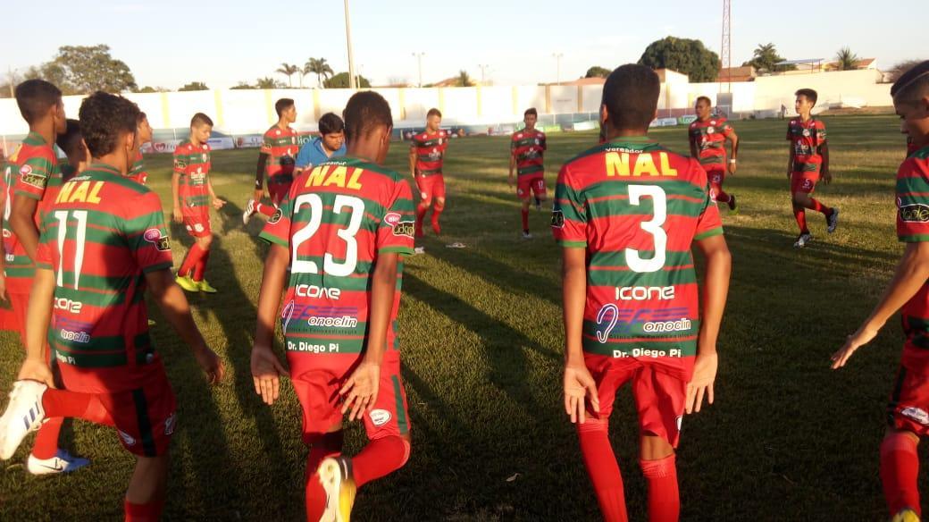 Confira os atletas relacionados para o jogo Portuguesa de Mandacaru & Flamengo de Guanambi pelo Campeonato Sub-17