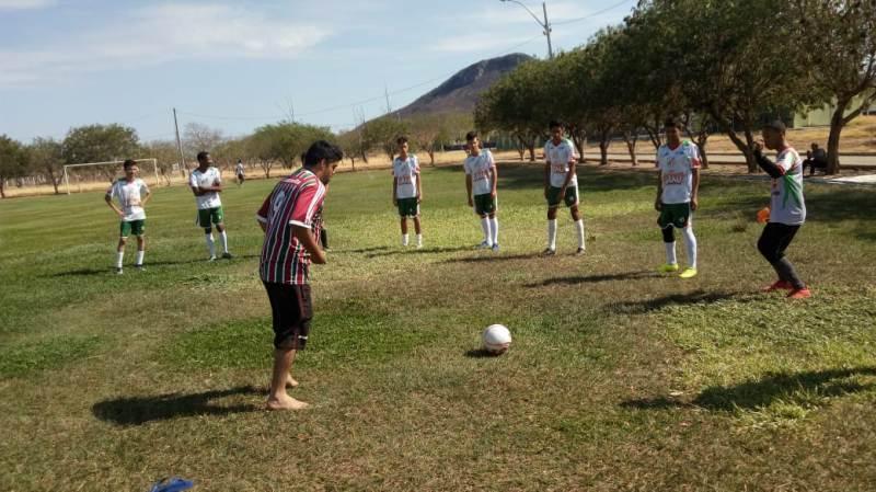 Portuguesa de Mandacaru é goleada em jogo amistoso pela categoria Sub-17