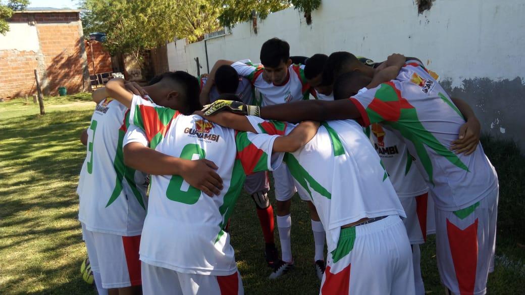 Sub-15 vence de virada, mas o Sub-17 tropeça na estreia do 5º Campeonato Society em Matina