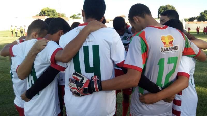 Portuguesa de Mandacaru faz jogos de abertura do 5º Campeonato de Base em Matina