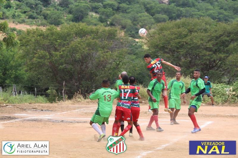 Portuguesa de Mandacaru perde na estreia do I Campeonato Rural do Surua em jogo marcado por muitos erros da arbitragem