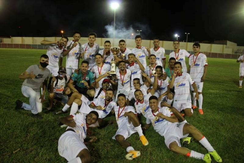 """Ceraíma leva """"baile"""" em final e Portuguesa de Mandacaru conquista título do Guanambiense Sub-20"""